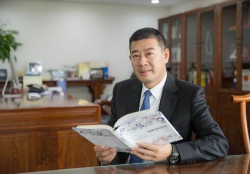 中国民间商会新增万博体育app苹果版官网力量 冷友斌当选副会长