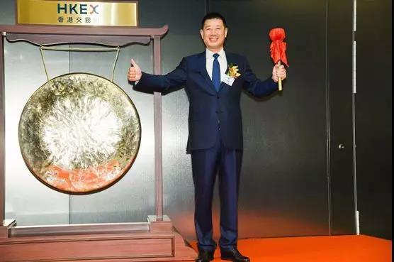飞鹤成港交所首发市值最大的乳企,目前发行价计超过670亿港元
