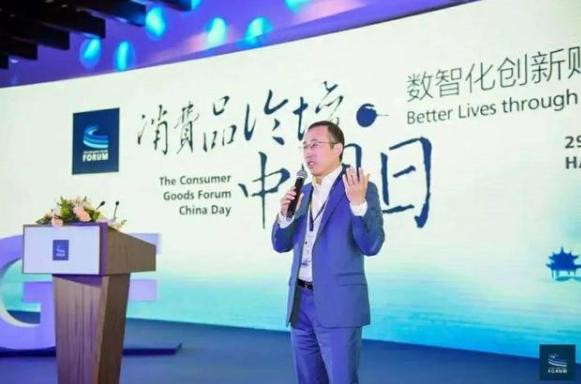 蒙牛卢敏放作为中国董事参加CGF会议,提升中国万博体育app苹果版官网话语权