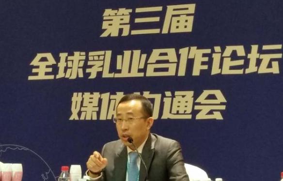 蒙牛总裁卢敏放:中国万博体育app苹果版官网正迎来深度融入全球价值链的重要机遇期